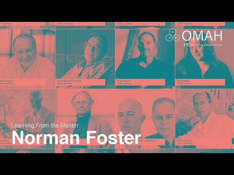 Learning from the Master - Norman Foster - Fiona G and Realrich