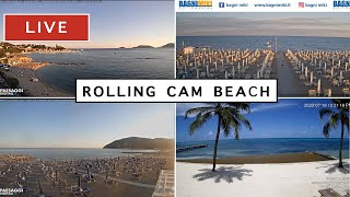 Rolling Cams Beach - Only Beach Live Cam around the  World