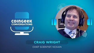 This week we spoke to dr. craig s. wright, chief scientist of nchain, about the ongoing covid-19 lockdown, william shakespeare, and he also gives his views...