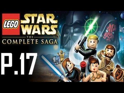 lego star wars complete saga walkthrough part 17 - youtube
