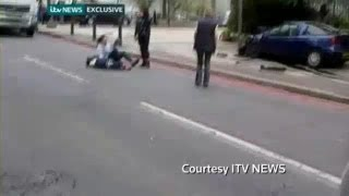 Tentara Inggris Ditabrak Mobil Kemudian Dipenggal Dengan Sadis (man Killed In London)