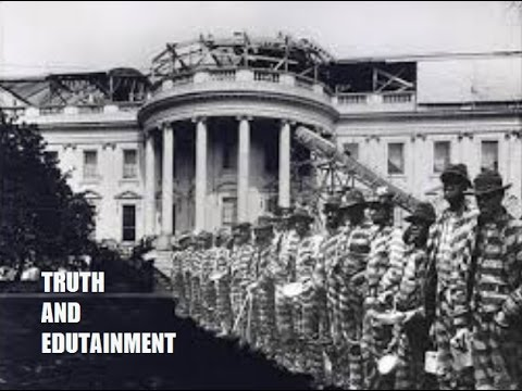 The Slaves that built the White House
