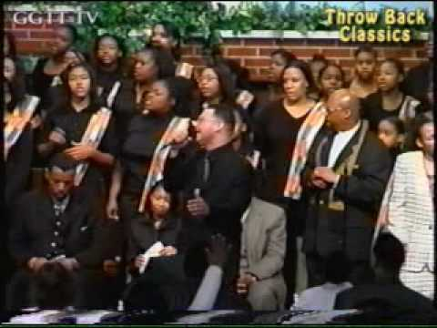 Bishop Gary Harper - Youth Voices for Christ, song: He That Over Cometh.