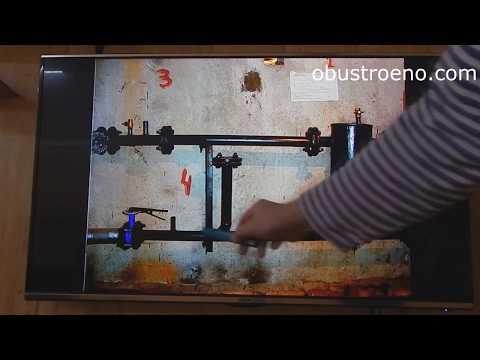 Устройство отопления в многоквартирном доме. Часть 1