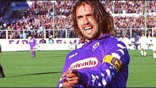 Gabriel BATISTUTA Vs Juventus (1994) - El Joven Batigol
