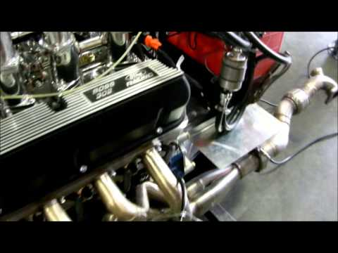 ford boss  crate engine  start inglese efi stack injection youtube