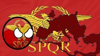 Alternative History (Fall) of Roman Empire -- (117-1480)