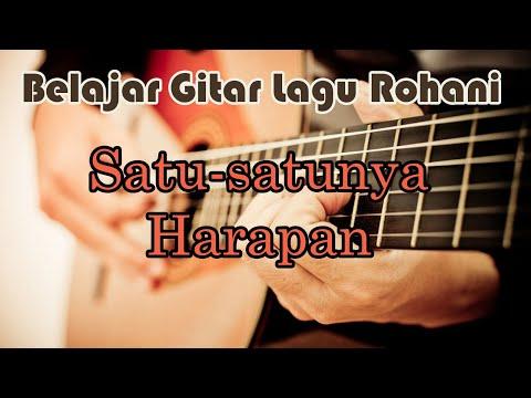belajar gitar - satu-satunya harapan