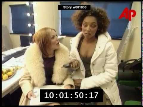 "Spice Girls - ""(How Does It Feel To Be) On Top Of The World?"" Behind The Scenes (1998)"
