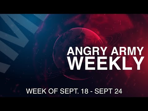 This Week In Gaming 9-27-16 - This Week In Gaming - Angry Army [AJSA]