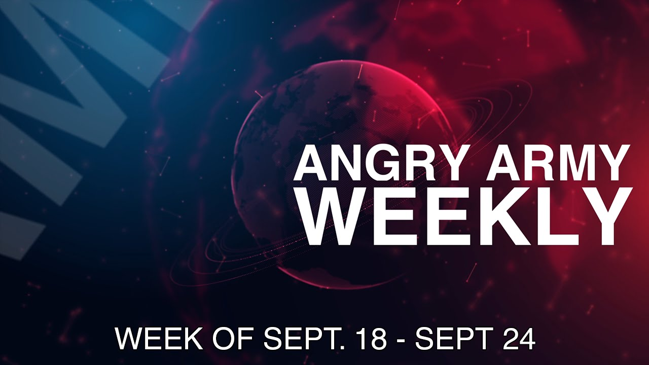 This Week In Gaming 9-27-16 - This Week In Gaming - Angry