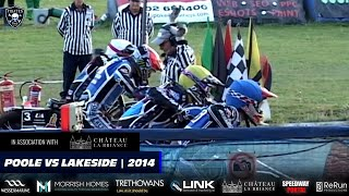 Hottest Heat ELB | Poole 'Pirates' vs Lakeside 'Hammers' | POOLE PIRATES SPEEDWAY