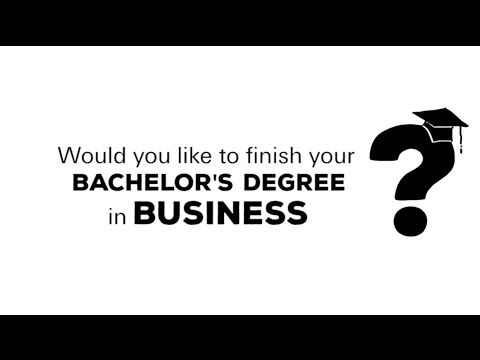 Cal State Online Bachelor of Science in Business
