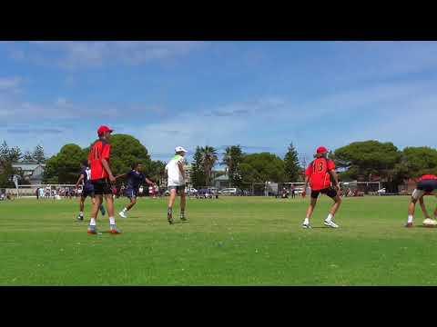 VIC 15s vs SA - Video 1/6 - Pan Pacific Games 2017