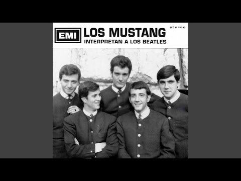 Los Mustang Letra De Hey Jude Es