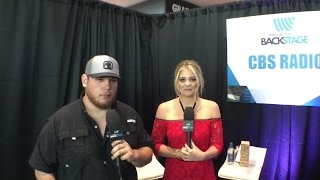 Download Lauren Alaina Backstage with Luke Combs at the ACMs! Mp3 and Videos