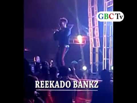 WOW!!! see REEKADO BANKZ performing in Calabar Festival