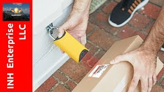 3 Home Package Security Invention Ideas