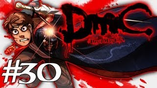How Dante Got His Groove Back - DMC - Devil May Cry Gameplay / Walkthrough w/ SSoHPKC Part 30 - Fire and Brimstone