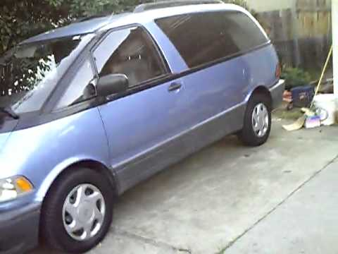 1991 - 1997 Toyota Previa [First (1st) Generation] | Toyota