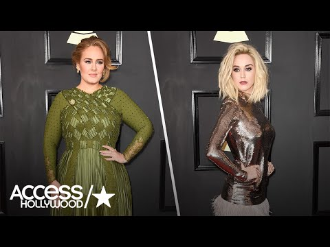 Grammys 2017 Fashion Roundup: From Adele To Katy Perry!