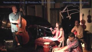 Vandana Vishwas - Pani Pani Re Live at Musideum, Toronto