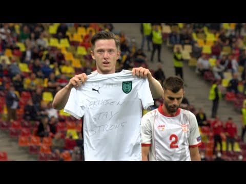 Austria FYR Macedonia Goals And Highlights