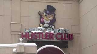 Larry Flynt's Hustler Club in Cleveland