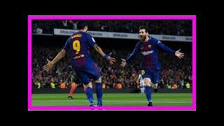 Breaking news | barcelona news: no midfielders among barcelona's four key players in la liga title