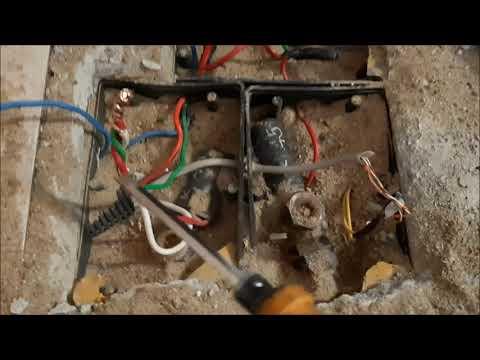 전기 엑셀 바닥난방 온수관보일러  전기누전 체크및 난방 컨트롤 시스템 다운 점검-Electric Excel floor heating hot water tube boiler
