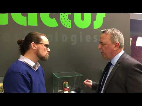 Cactus Technologies at Embedded World 2018 German