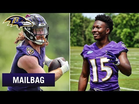 Ravens With the Most to Prove in Training Camp   #RavensMailbag