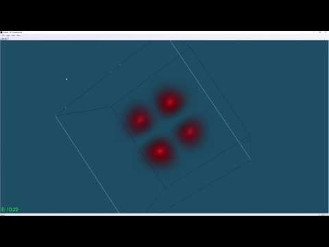 Density Functional Theory for a Quantum Dot | Computational