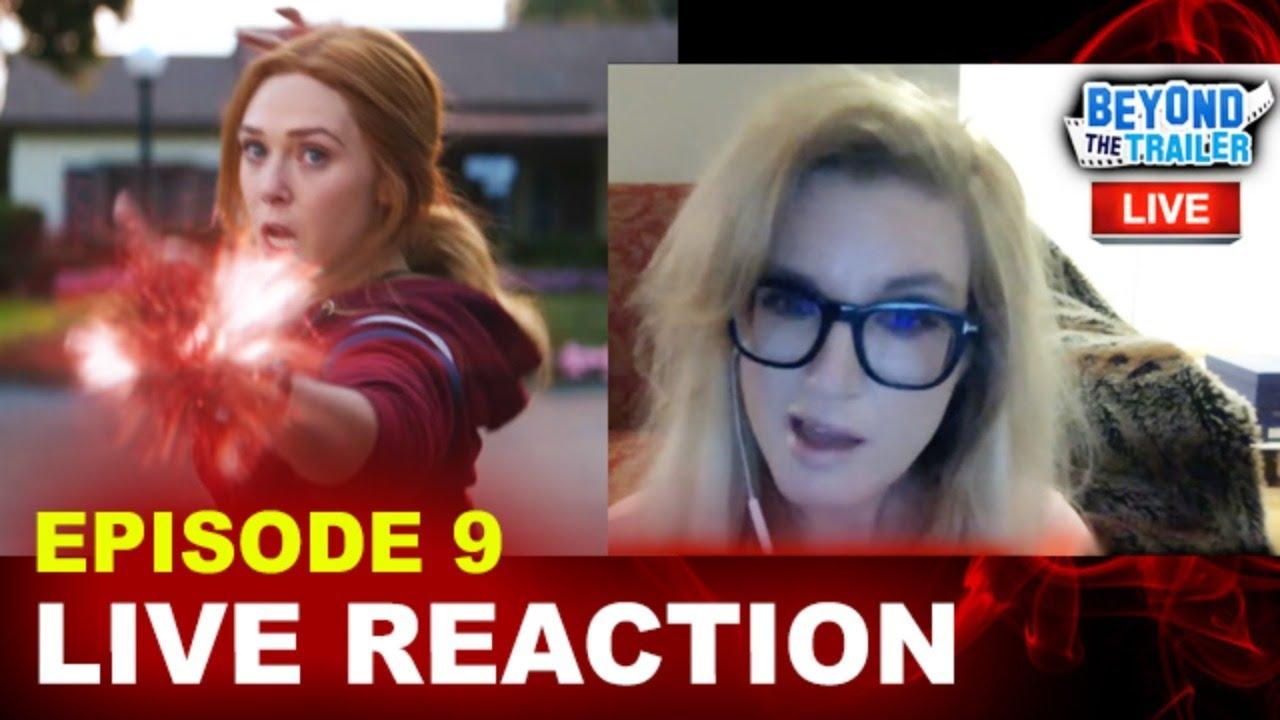 WandaVision Episode 9 REACTION