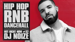 Gambar cover 🔥 Hot Right Now #32 | Urban Club Mix December 2018 | New Hip Hop R&B Rap Dancehall Songs DJ Noize