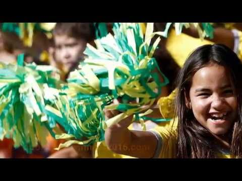 Live Streaming.. Rio Olympics 2016 Opening Ceremony