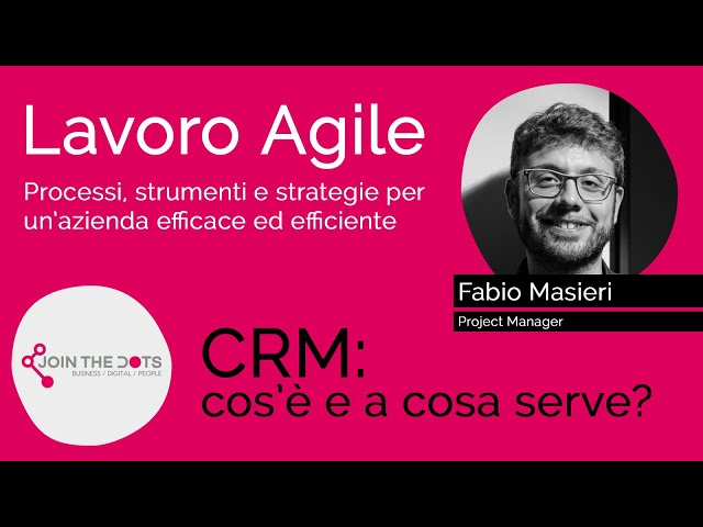 CRM: cos'è e a cosa serve?