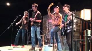 When I Come Around- Crabgrass LIVE @NFHS CoffeeHouse 2014