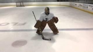 3E Goaltending Basics #1: Stance And Butterfly