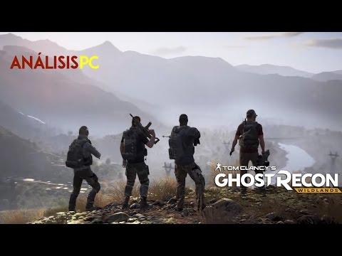 Ghost Recon Wildlands-Análisis PC