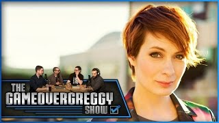 Felicia Day (Special Guest) - The GameOverGreggy Show Ep. 61