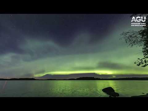 Amateur photographers discover new type of northern lights in Finland