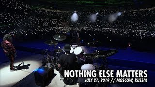 Download Mp3 Metallica: Nothing Else Matters  Moscow, Russia - July 21, 2019