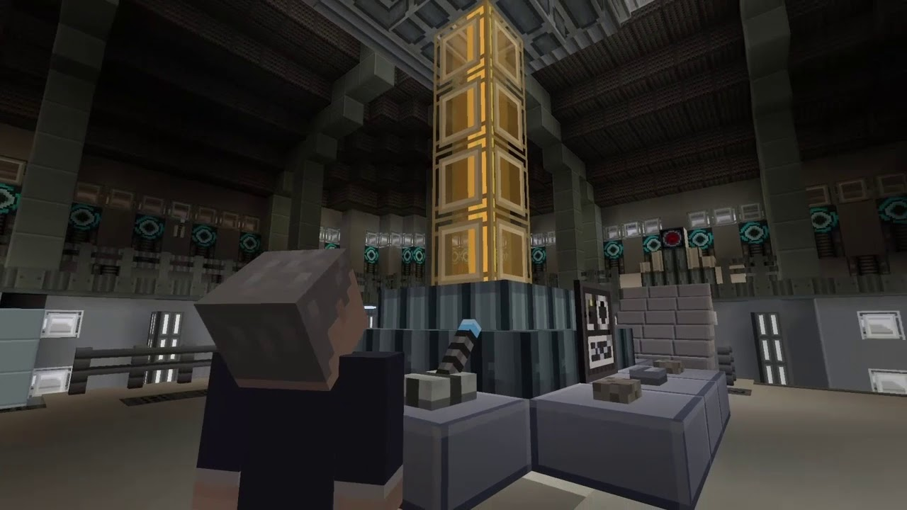 Minecraft The Real 13th Doctor Minecraft Tardis