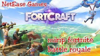 How to download a Fortcraft game like Fortnite Battle Royale