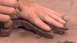 Video Sketching in Space: How to Get a Quick Start on Sculpting the Hand - MELISA CADELL download MP3, 3GP, MP4, WEBM, AVI, FLV Maret 2018