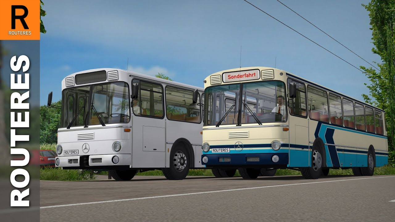 OMSI 2 - MB O307 (Version 2)