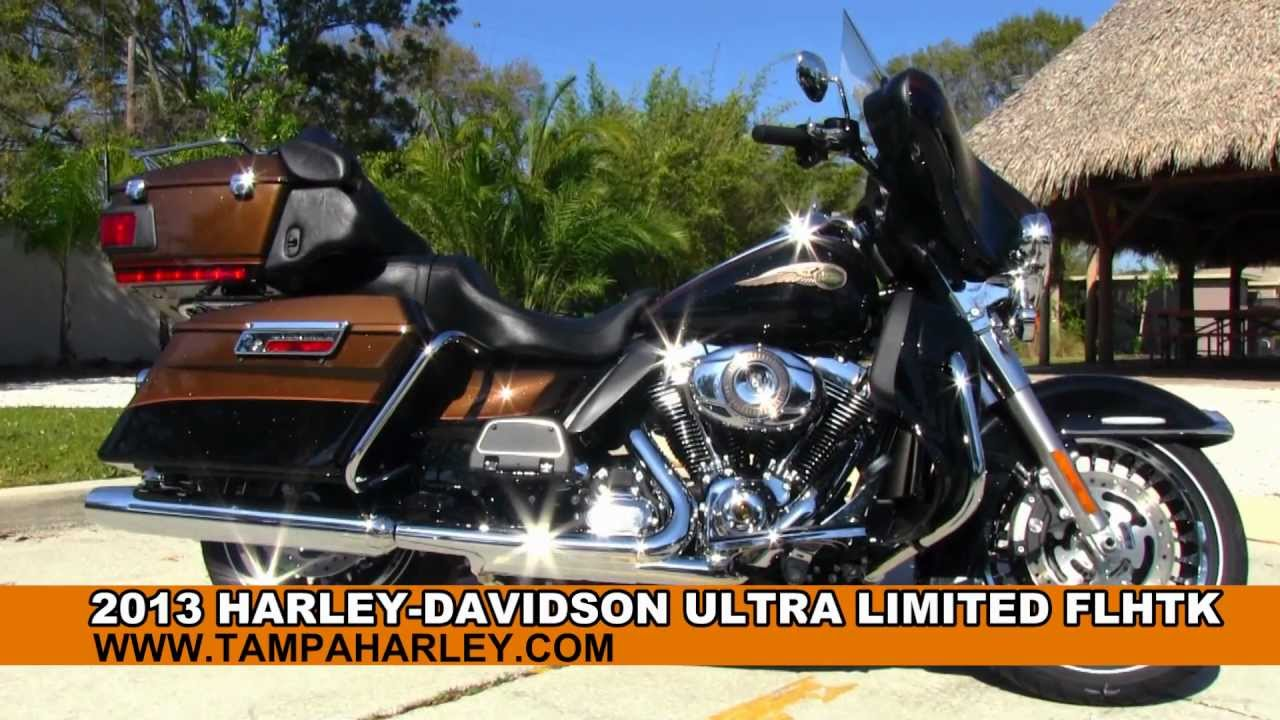 Harley Davidson Ultra Classic Anniversary Edition For Sale
