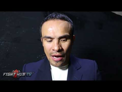 """Juan Manuel Marquez on Canelo vs Golovkin """"Canelo has the perfect style to win"""" Great fight!"""