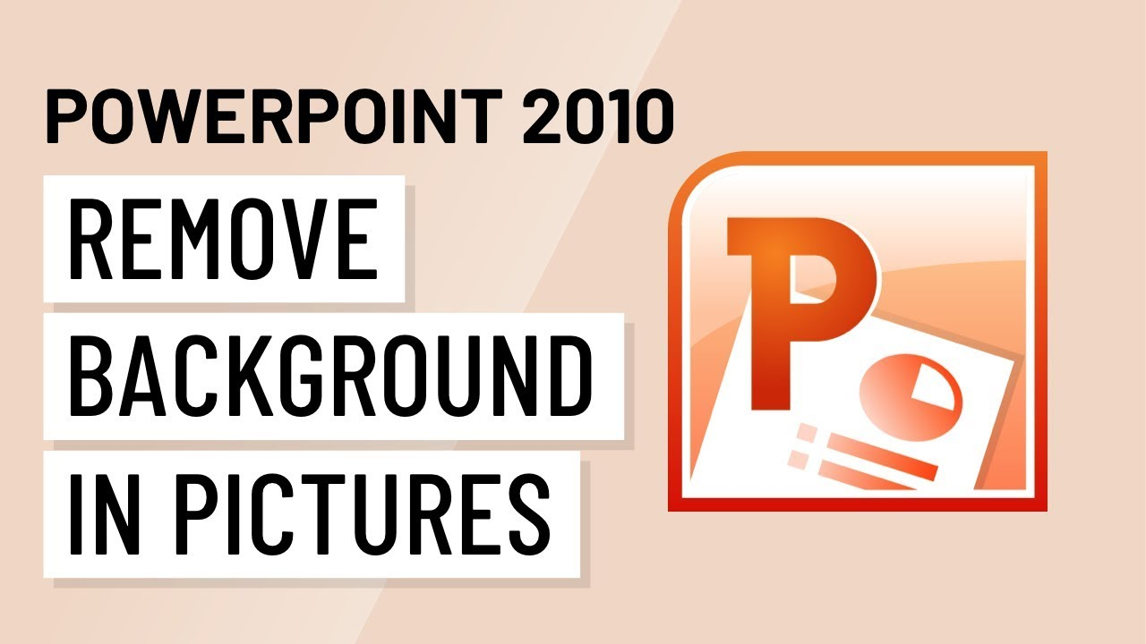 Powerpoint 2010 removing the background in pictures youtube powerpoint 2010 removing the background in pictures toneelgroepblik Choice Image